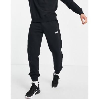 ナイキ Nike Football メンズ ジョガーパンツ ボトムス・パンツ Nike Fc Fleece Joggers In Black ブラック