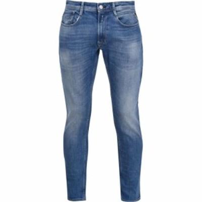 リプレイ Replay メンズ ジーンズ・デニム ボトムス・パンツ Rocco Regular Fit Jeans Med Blue