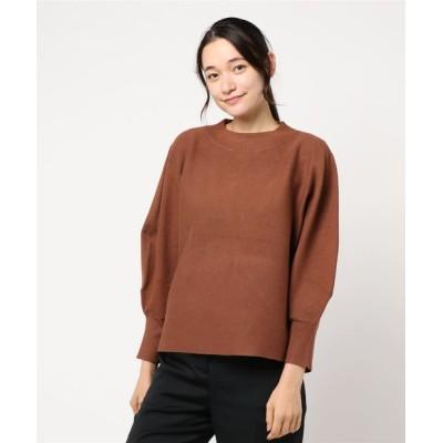 franche lippee / 【3L】ぷっくりニットプルオーバー WOMEN トップス > ニット/セーター