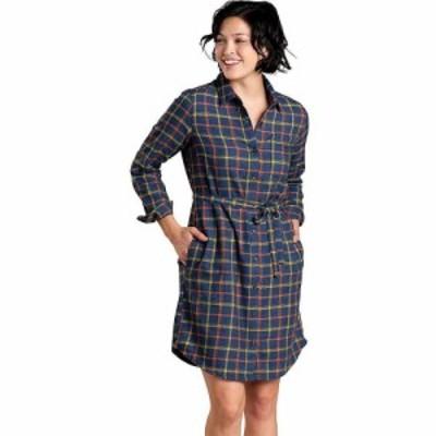 トードアンドコー Toad and Co レディース ワンピース フランネルシャツ シャツワンピース ワンピース・ドレス Re-Form Flannel Shirt Dr