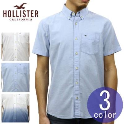ホリスター ロンT メンズ 正規品 HOLLISTER 長袖Tシャツ フロントロゴ クルーネックTシャツ Logo Graphic Tee