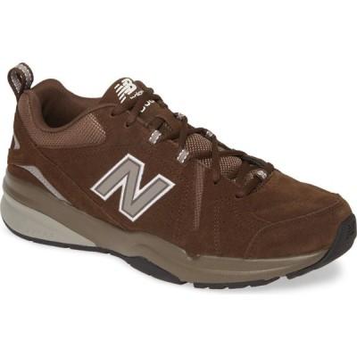 ニューバランス NEW BALANCE メンズ スニーカー シューズ・靴 608v5 Sneaker Chocolate Brown