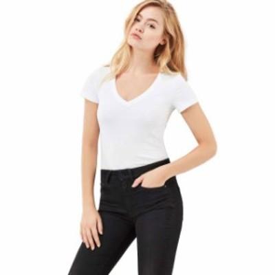 gstar ジースター ファッション 女性用ウェア Tシャツ gstar base-v-neck-cap
