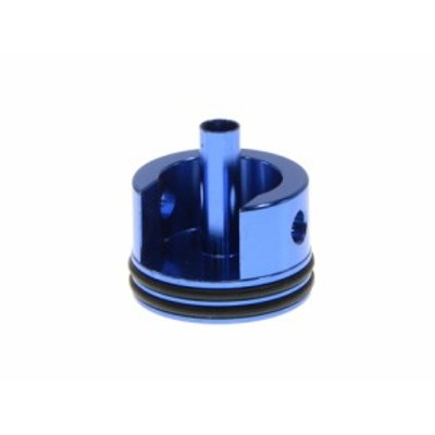 SHS 一体型シリンダーヘッド/アルミCNCサイレントラバーバンパー (Ver.3)