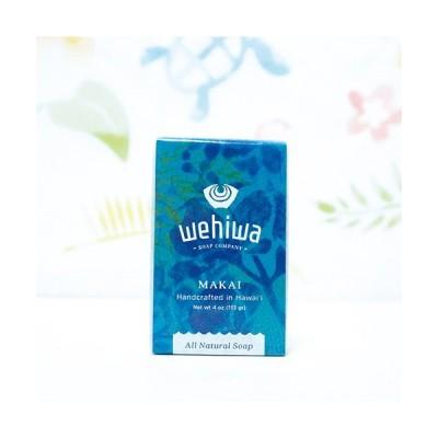 Wehiwa bar soap マカイ 100%ナチュラル 手作り 石鹸 ソープ お土産 ギフト プレゼント