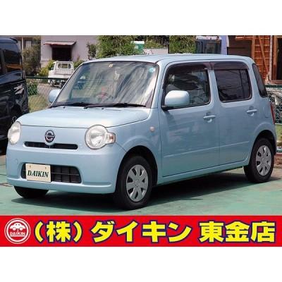 ミラココア 660 X スペシャル キーレス 禁煙車