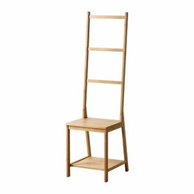 IKEA イケア RAGRUND タオルラックチェア 竹 a60253075