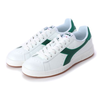 ディアドラ Diadora game p (white/verdant green)