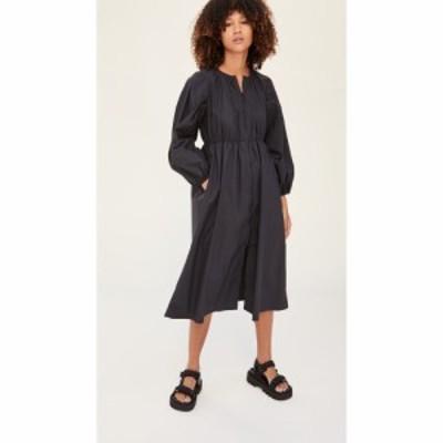 バウム ウンド ヘルガーデン BAUM UND PFERDGARTEN レディース ワンピース ワンピース・ドレス Ahannah Dress Black