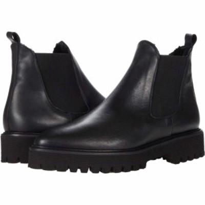 フリーダ サルバドール FREDA SALVADOR レディース ブーツ シューズ・靴 Susana Black Calf/Shearling