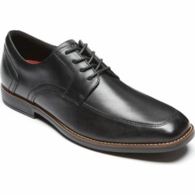 ロックポート Rockport メンズ 革靴・ビジネスシューズ シューズ・靴 Slayter Apron Toe Oxford Black Leather
