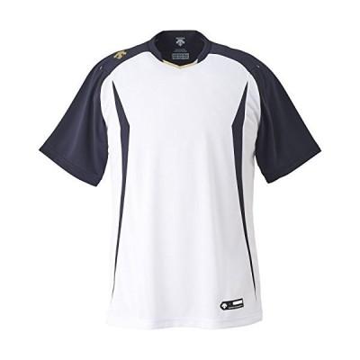 DESCENTE(デサント) DB-120 カラー:SWSN サイズ:M ベースボールシャツ