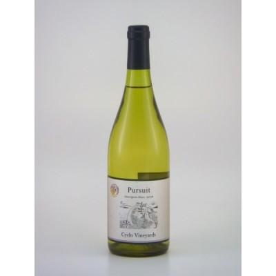 シクロヴィンヤード 496ワイナリー Pursuit Souvignon Blanc パシュート ソーヴィニヨン・ブラン 2019 750ml
