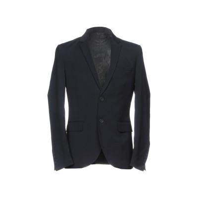 ONLY & SONS テーラードジャケット ダークブルー 52 ポリエステル 68% / レーヨン 30% / ポリウレタン 2% テーラードジャ