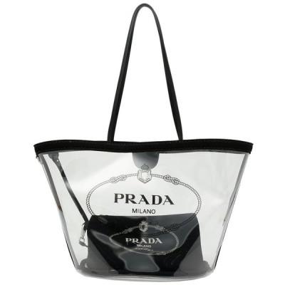 プラダ ハンドバッグ 手提げかばん 手提げバッグ レディース PRADA シンプル