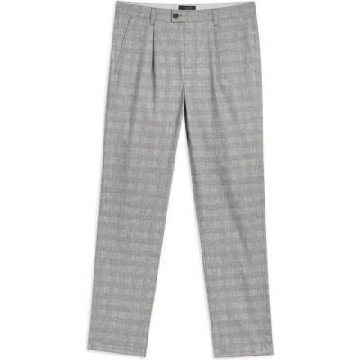 テッドベーカー Ted Baker メンズ ボトムス・パンツ Aloetro Checked Smart Trouser TAUPE