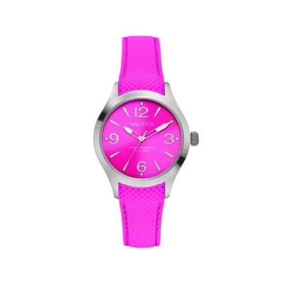 Nautica Women's Quartz Watch with Silicone A11102M 並行輸入品