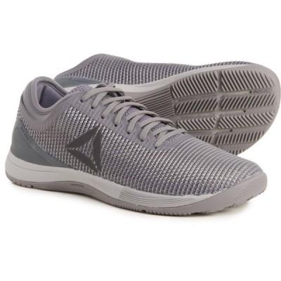 リーボック Reebok メンズ ランニング・ウォーキング シューズ・靴 Crossfit Nano 8.0 Training Shoes Tin Grey/Shark Ash Grey
