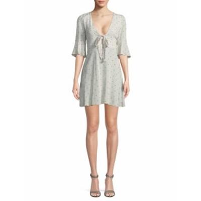 フリーピープル レディース ワンピース Print Flare Dress