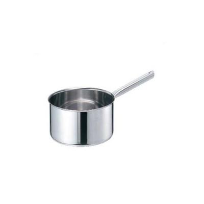 片手鍋 深型 モリブデンジII 蓋無 15cm/業務用/新品