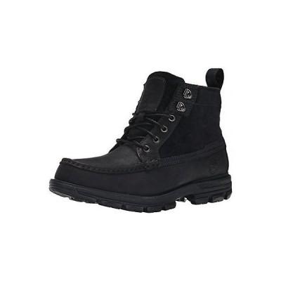 ティンバーランド ブーツ Timberland Heston Mid Waterproof メンズ ブーツ Black