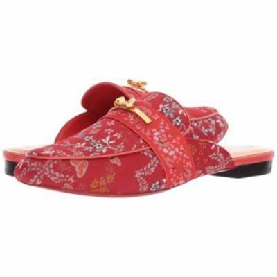 テッドベーカー サンダル・ミュール Dorlinj Red Kyoto Textile