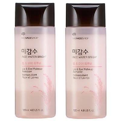 韓国ビューティー商品c079ザフェイスショップミガムスブライトリプエンアイリムーバー韓国ブランド化粧品