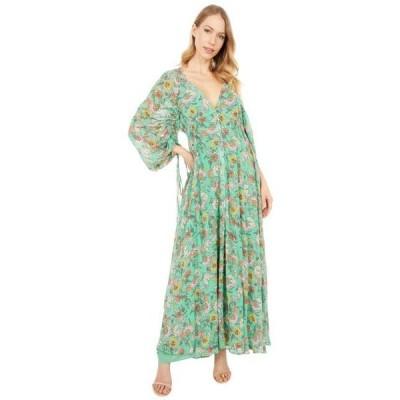 ユニセックス スカート ドレス Earthfolk Maxi