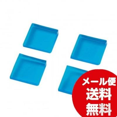 転倒 落下 防止 ナカバヤシ テレビ用耐震ジェル TB-V01