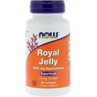 Royal Jelly, 1,000 mg, 60 Softgels