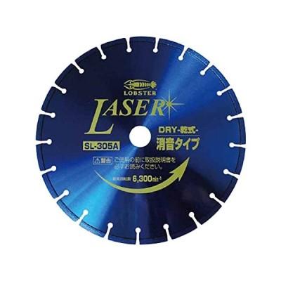 エビ ダイヤモンドホイール NEWレザー(乾式) 305mm SL305A20