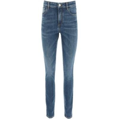 ATTICO/アティコ Blue The attico slim fit jeans レディース 春夏2021 211WCP32D015 ik