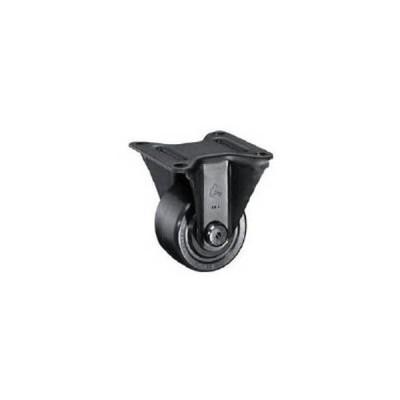 ハンマーキャスター 低床式重荷重用キャスター(ナイロン車輪・固定式)車輪径75mm 560SR-NRB75