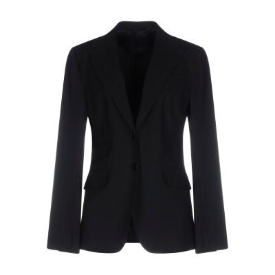 KITON テーラードジャケット ブラック 48 ウール 96% / ポリウレタン 4% テーラードジャケット