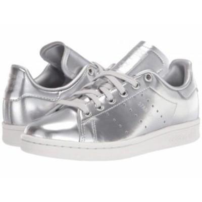 adidas Originals アディダス レディース 女性用 シューズ 靴 スニーカー 運動靴 Stan Smith Silver/Silver/Crystal White【送料無料】