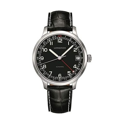 New Longines Heritage Military GMT Men's Automatic Watch 並行輸入品
