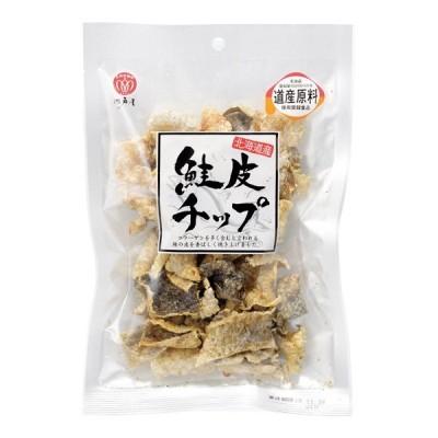鮭皮チップ 31g×10袋テレビ東京『男子ごはん』で紹介 取寄せ 食品 包装のし非対応