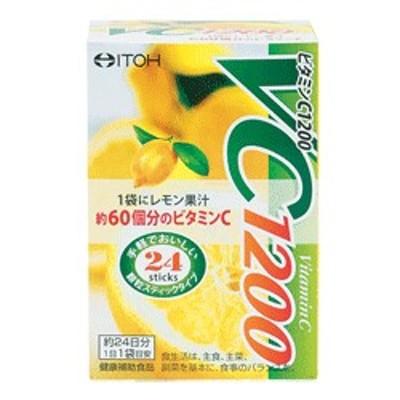 【井藤漢方製薬】ビタミンC1200(2g*24袋)※お取り寄せ商品