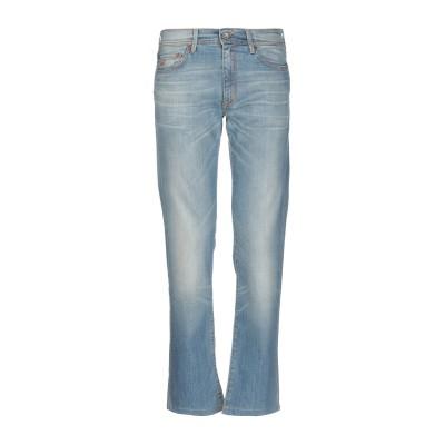 LIU •JO MAN ジーンズ ブルー 29 コットン 92% / エラストマルチエステル 8% ジーンズ