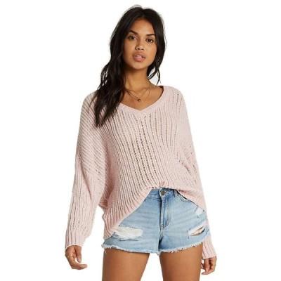 ビラボン Billabong レディース ニット・セーター トップス Higher Ground Sweater Primrose