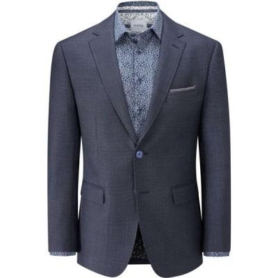 スコープス Skopes メンズ ジャケット アウター Odense Wool Blend Jacket Blue