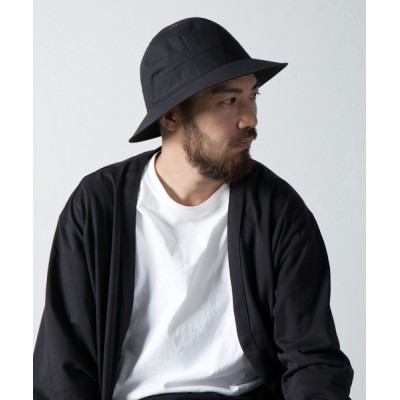 Ray's Store / Water Proof 4Panel Metro Hat / 撥水コットン4パネルメトロハット MEN 帽子 > ハット