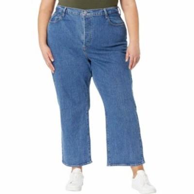 リーバイス Levis Premium レディース ジーンズ・デニム 大きいサイズ ボトムス・パンツ Plus Size Ribcage Straight Ankle Georgie