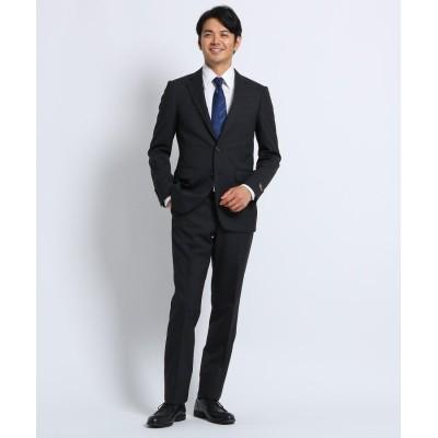 TAKEO KIKUCHI(タケオキクチ) 【Sサイズ~】シャドーストライプ スーツ Material using CORDURA