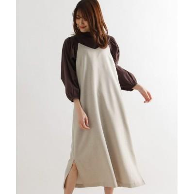 grove(グローブ) ストレートジャンパースカート
