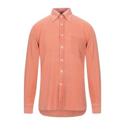 FLY 3 シャツ オレンジ S コットン 100% シャツ