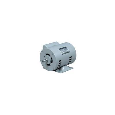 (在庫あり) 日立産機システム (ヒタチ)単相モーター EFOU-KR-100W-4P コンデンサ始動式 開放防滴形標準形 100W