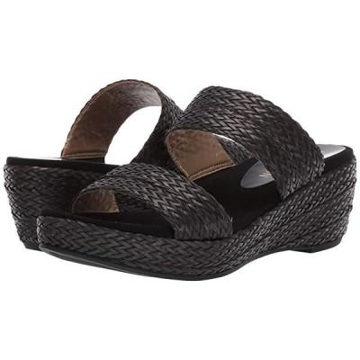 アンクライン Zala Platform Sandal レディース ヒール パンプス Black