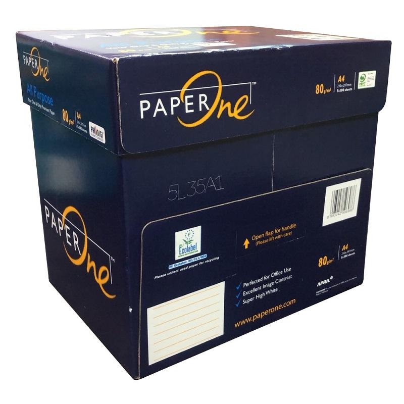 PaperOne80g全方位影印紙A4