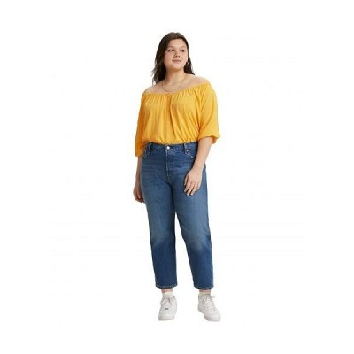 Levi's(R) Plus リーバイス レディース 女性用 ファッション ジーンズ デニム 501 Crop - Charleston High